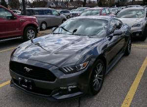 2015 ford ecoboost mustang premium