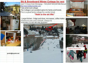 SKI - COTTAGE FOR RENT