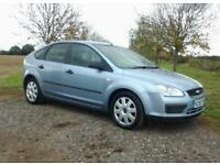 FORD FOCUS 1.6 ~ AUTOMATIC ~ 5 DOOR ~ AIR CON ~ CD PLAYER ~ FINANCE AVAILABLE