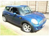 Mini 1.6 120bhp Cooper 2007 57 reg with 45k miles