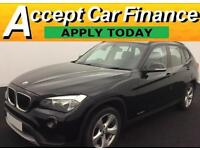 BMW X1 2.0TD ( 161bhp ) 2012MY sDrive 20d EfficientDynamics FROM £51 PER WEEK!