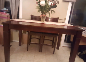 Pub Height Table $200