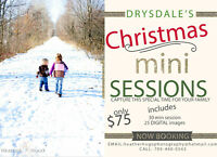 Christmas Mini's at Drysdale's Tree Farm!!!