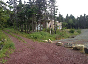 Cottage on 4 Acres - South of Clarenville