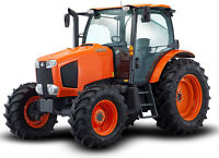 Kubota M Series Tractors (52-135HP)--0% for 60 Months!