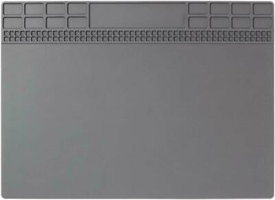 Silicone Solder Mat Heat Resistant 932f Magnetic Electronics Mat 13.8 X 9.8
