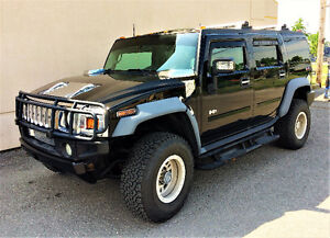 2003 HUMMER H2 Bluetooth Cuir V8   ***Excellente Condition***