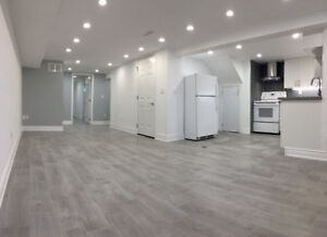 BRIGHT, CLEAN, RECENTLY UPDATED 2 BEDROOM BASEMENT APARTMENT