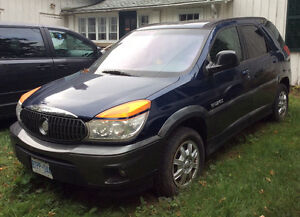 2003 Buick Rendezvous SUV, Crossover- lower price!