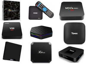 Android 6 upgrade to 7.1.2 TV Box Repair MXQ T95X A95X V88 X96