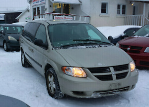 2007 Dodge Grand Caravan  with Safety and E-test