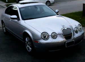 2005 JAGUAR S-TYPE ,CERTIFIED AND E-TESTED
