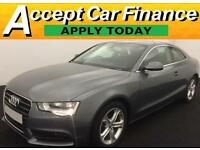 Audi A5 1.8 TFSI ( 170ps ) 2012MY SE FROM £67 PER WEEK!