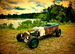 Extraordinary Model T Ford Rat Rod