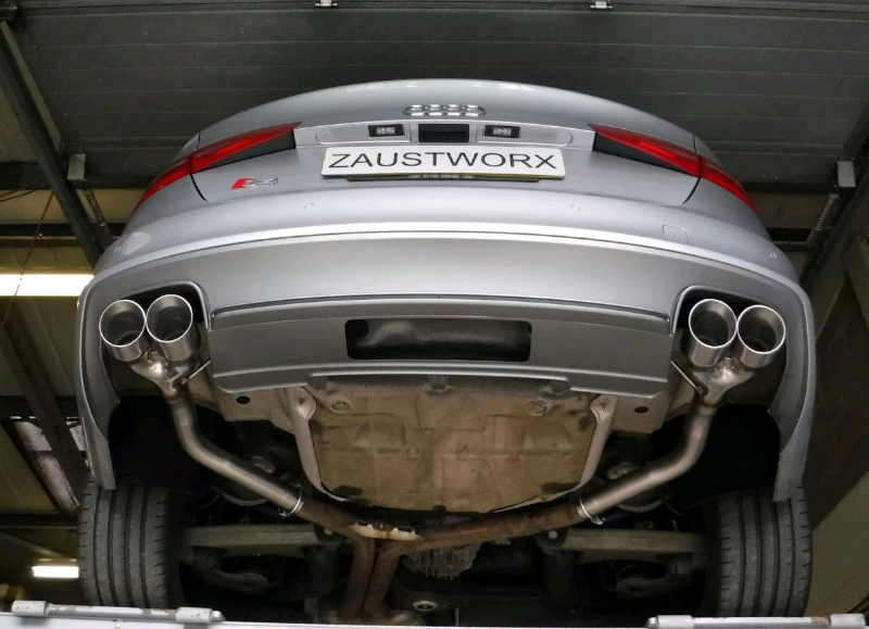 S4 b8 b8 5 s5 3 0tfsi backbox delete from zaustworx | in Portishead,  Bristol | Gumtree