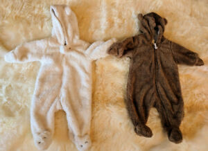 Baby bunting suits