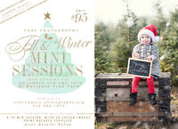 Mini Sessions  Benjamin Tree Farm