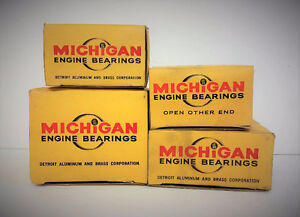 Vintage Michigan Bearing Parts Boxes – IHC Part Numbers