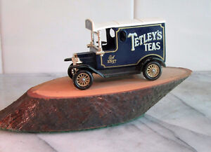 LLEDO DAYS GONE TETLEY'S TEAS 1920 FORD DELIVERY TRUCK DIECAST C West Island Greater Montréal image 1