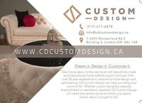 CD Custom Design Upholstery