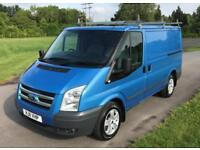 2011 Ford Transit 2.2TDCi SWB Trend Blue 115PS 260 **60,050 Miles** **NO VAT**
