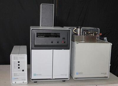 Gas chromatograph, HPLC, SFC/GC Oven, SFC Pump, ACI, System 600 Dionex