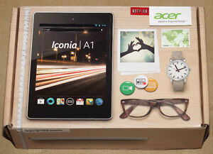 Acer Iconia Tab A1-810, 8 Inch, 16GB Android Tablet