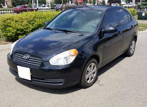2008 Hyundai Accent Sedan E-TESTED