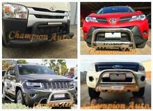 Nudge Bar Jeep Hilux Ranger Triton Amarok Kluger Hiace BT50 Dmax Dandenong Greater Dandenong Preview