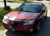 2004 Pontiac Grand Prix GTP-Super Charged as-is