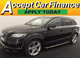 Audi Q7 FROM £157 PER WEEK!