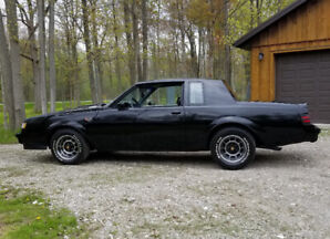 1986 Buick Grand National !