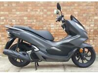 Honda PCX 125, 70 plate with ONLY 236 miles