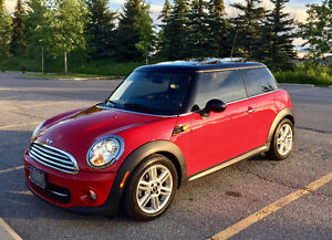 2012 MINI Mini Cooper Comfort Package Hatchback