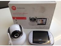 Motorola night vision video monitor