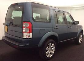 LAND ROVER DISCOVERY 4 TD V6 7 SEAT XS HSE LUXURY GS FROM £119 PER WEEK!