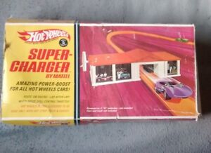 Hot Wheels 1968/69 Super-Charger Power Booster