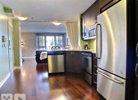 31/2 condo to rent with furnitures included private parking