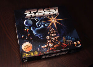 Space Sheep Board Game