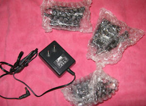 4   6Volt Power Adapters for ANOTHER COUNTRY (2 pins) Kingston Kingston Area image 1