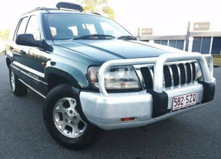 JEEP GRAND CHEROKEE RWC & REGO PPSR