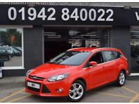 2014 14 FORD FOCUS 1.6 ZETEC 5D AUTO 124 BHP 6SP ESTATE, 1 OWNER,29-000M FORD SH