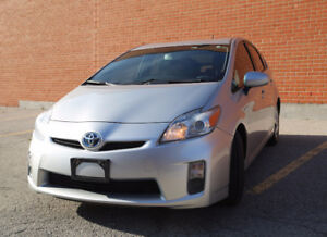 2011 Toyota Prius Backup Camera/Hybrid Sedan/Certified
