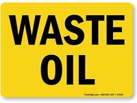 Free Waste Oil