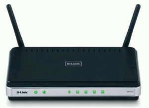 Wireless N router