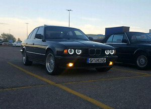 1989 BMW 525i Modded, For Trade