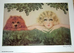 LOUIS ICART Prints Galore, Two Beauties, Chilly Ones, Many More