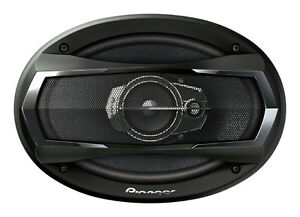 "Pioneer TS A6965 6"" x 9"" Car Speakers"