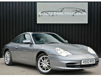 Porsche 911 3.6 ( 996) Targa Tiptronic S *Seal Grey + Nav + BOSE etc*