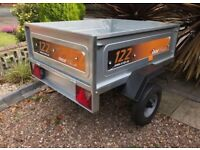 "Erde 122 Camping, utility, Tipping trailer ""Brand New"""